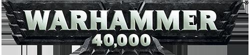 logo Warhammer 40 000